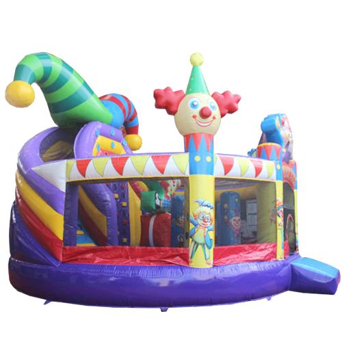 Acquista il Multiplay con scivolo Circo