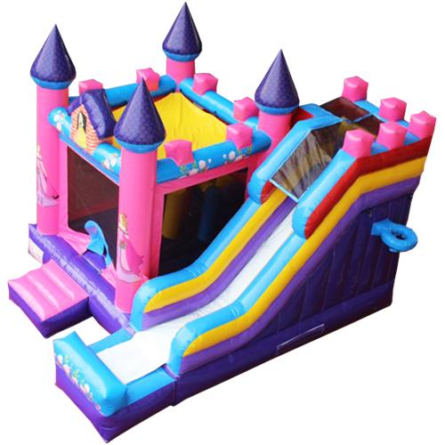 Acquista il gonfiabile Castello delle principesse