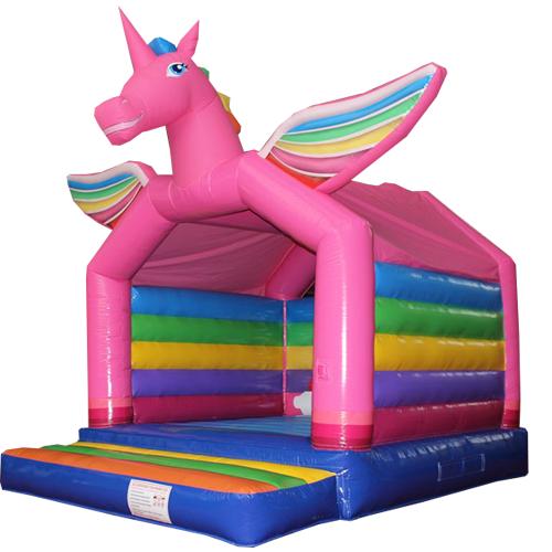 Acquista il gonfiabile Unicorno