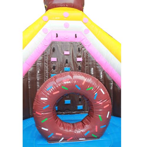 Acquista il gonfiabile con scivolo Multiplay Candy