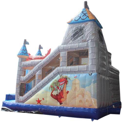 Acquista il gonfiabile Castello della torretta